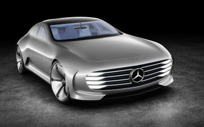 El Mercedes-Benz Concept IAA del 2015 es una de las más recientes...