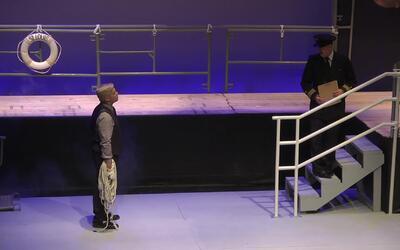 Obra de teatro 'El puerto de los cristales rotos' se presenta del 2 al 5...