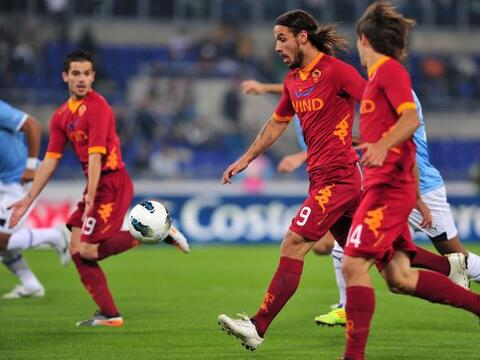 La fecha 6 de la Liga italiana destacaba por el 'derby' romano.