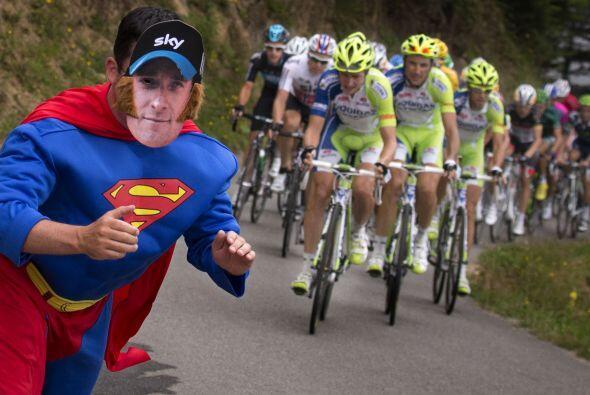 La última de montaña colocó a Wiggins a un paso del título.