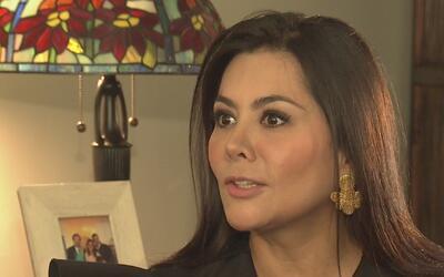 Adriana Vargas se prepara para regresar a la pantalla de Univision 41