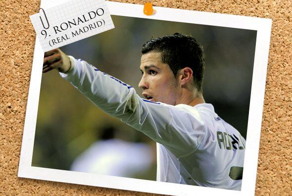 Ya en el ataque, iniciamos con el hombre sensación de la Liga española,...