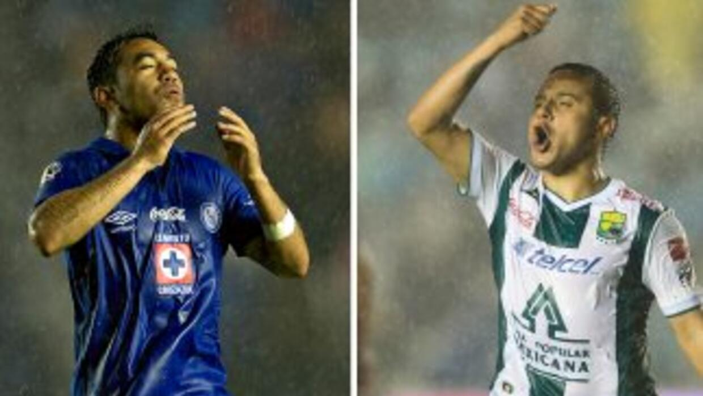 León eliminó al Cruz Azul en un partido vibrante