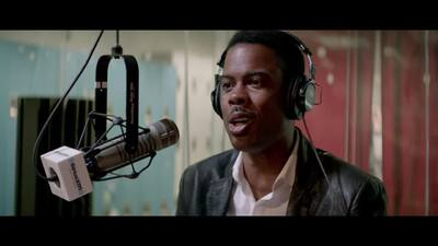 'Top Five', vuelve Chris Rock y Rosario Dawson