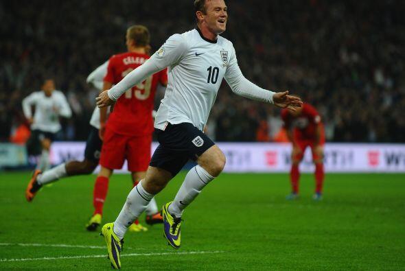Wayne Rooney: La principal estrella de Inglaterra es un auténtico...