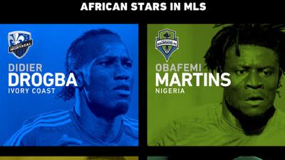 Africans in MLS