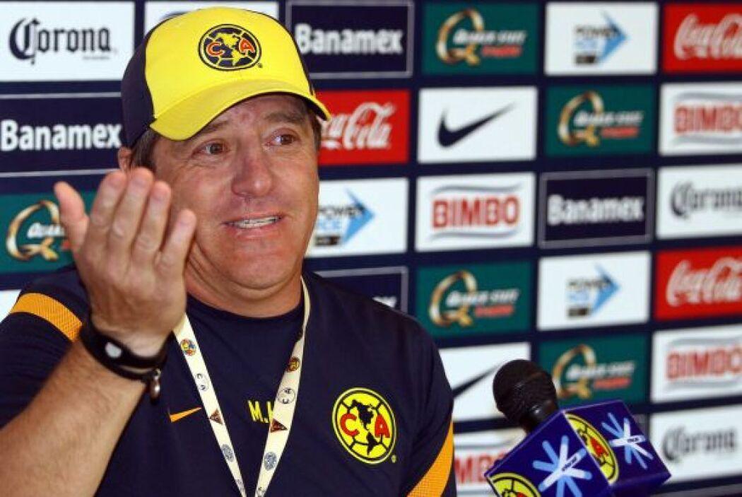 Con la obtención del pasaporte a la Final del Apertura 2013, Miguel Herr...