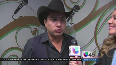 Corcierto de Julión Alvarez en Houston