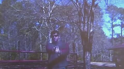 Publican video del angustiante tiroteo entre el alguacil de Georgia y un...