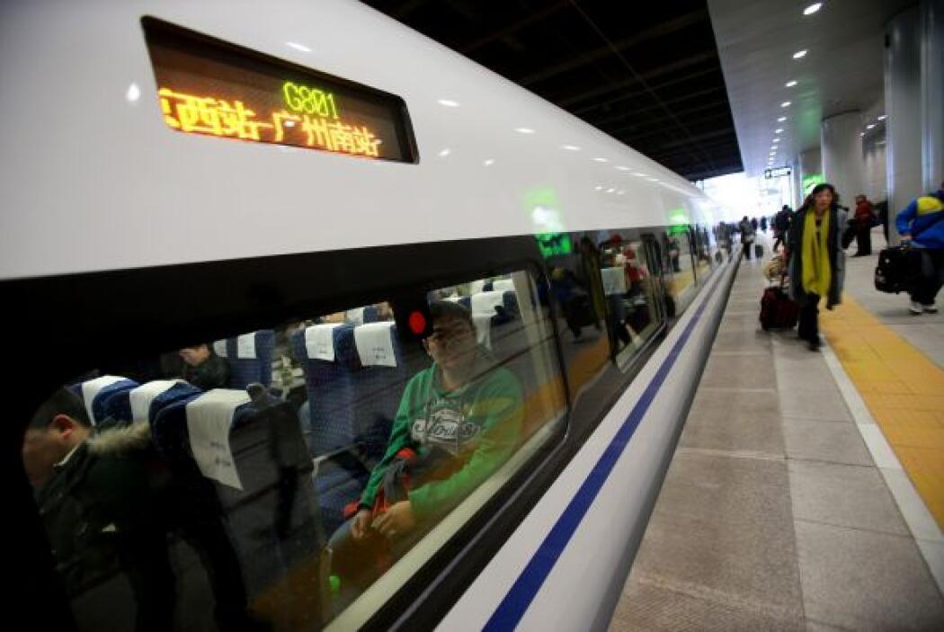 China ha apostado grandes recursos y parte de su prestigio a su programa...