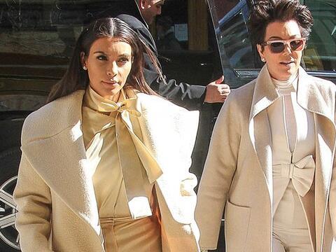 Kim y Kris como dos gotas de agua. Mira aquí los videos má...