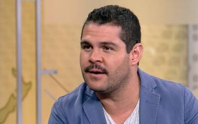 ¿Qué ha aprendido Marco de la O tras interpretar a 'El Chapo' Guzmán en...