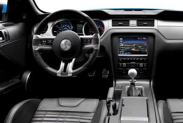 El Shelby GT500 es el Mustang más potente jamás creado, es...