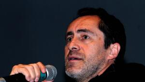 El actor Demián Bichir.