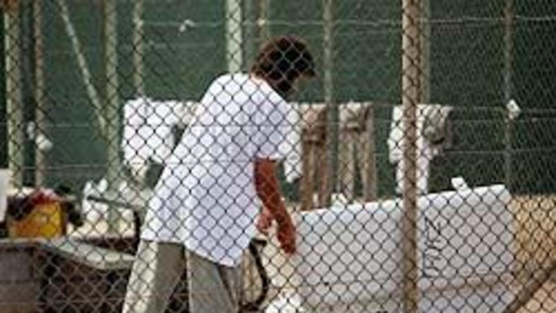 La notoria prisión de Guantánamo, en Cuba, aloja a poco más de 240 sospe...