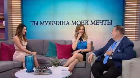 Lili y Raúl intentaron aprender ruso junto a la talentosa Irina Baeva, ¿...