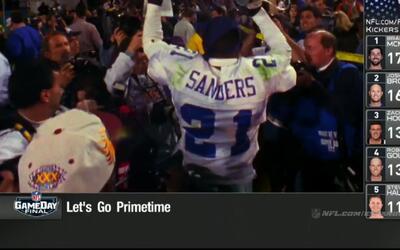 Momentos y personajes Prime-Time de la Semana 1