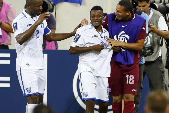 De esa forma se comenzaba a gestar la victoria catracha en Copa Oro.
