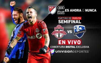 Semifinal de Vuelta | Toronto FC vs Montréal Impact