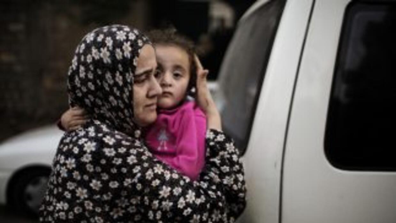 """La ofensiva israelí """"Pilar Defensivo"""" contra Gaza, que cumple hoy su sex..."""