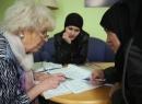 Refugiados sirios tramitando su entrada a Alemania