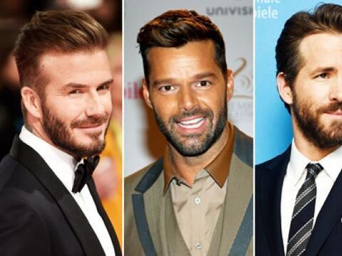 Ellos son famosos, guapos, talentosos y por sí fuera poco tienen...