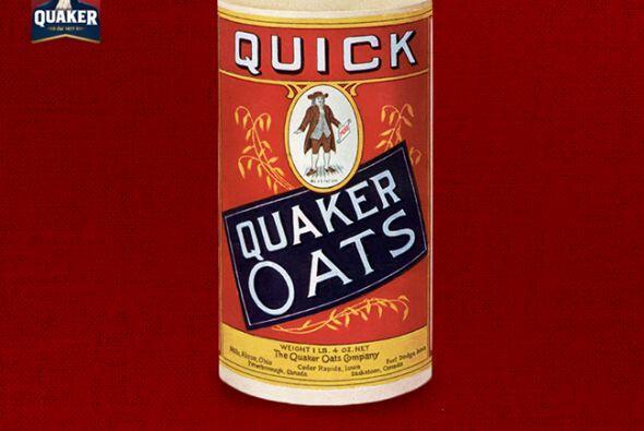 En este paquete Quaker ha provechado la versatilidad del cilindro para e...