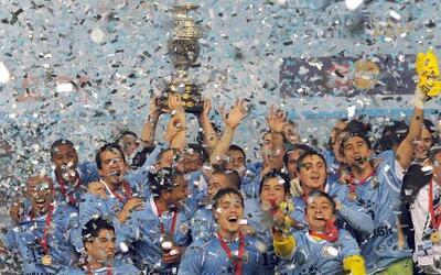 Campeones Copa América