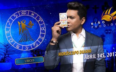 Niño Prodigio - Virgo 14 de abril 2017