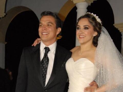 Este sábado 15 de noviembre, Sherlyn y Gerardo Islas contrajeron...