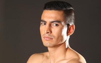 Iván Morales quiere noquear a Lee Haskins para no correr riesgo en las t...