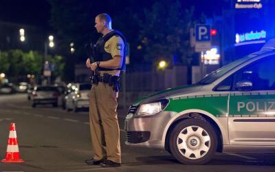 Explosión en Ansbach