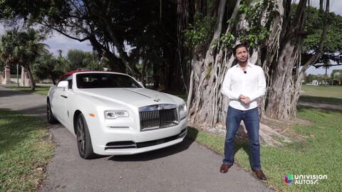 Rolls-Royce Dawn 2017 - Prueba A Bordo Completa