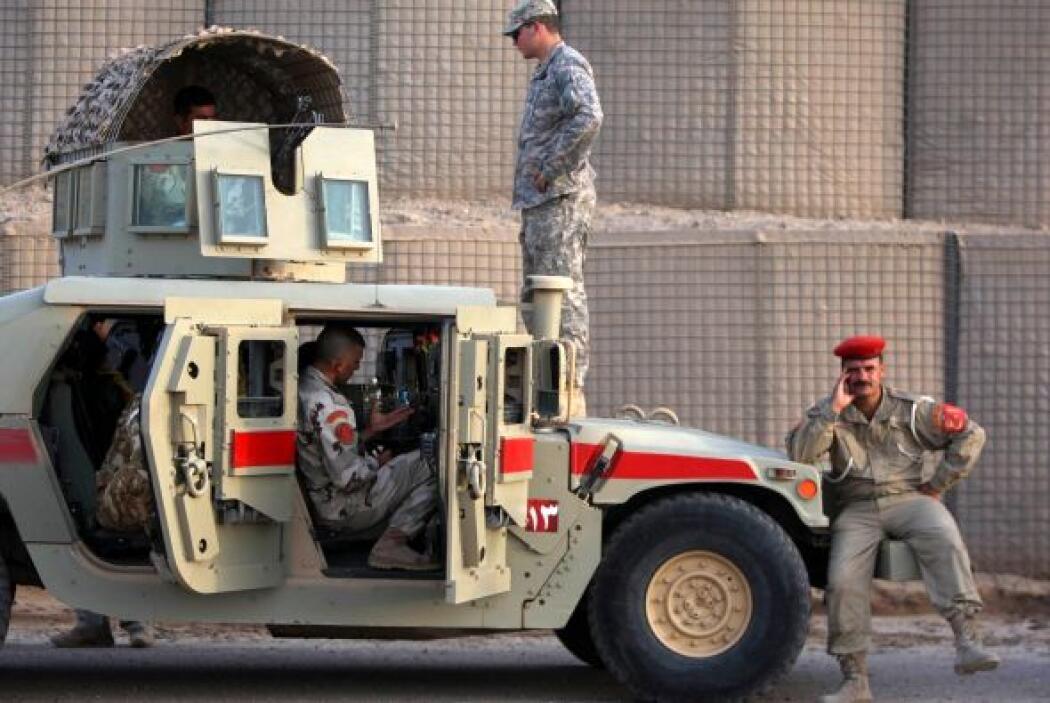 Obama ordenó que la fuerza fuera reducida a 50,000 tropas para el 1 de s...