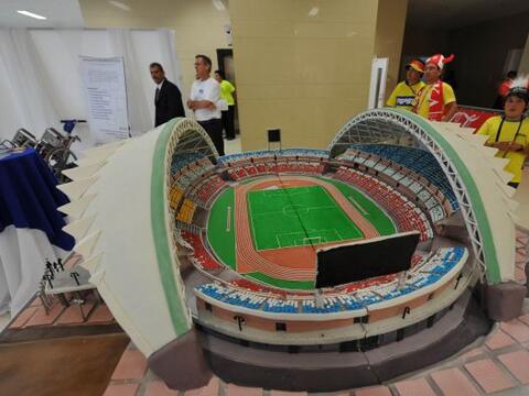 El proyecto se hizo realidad y Costa Rica abrió la puerta de su nuevo Es...