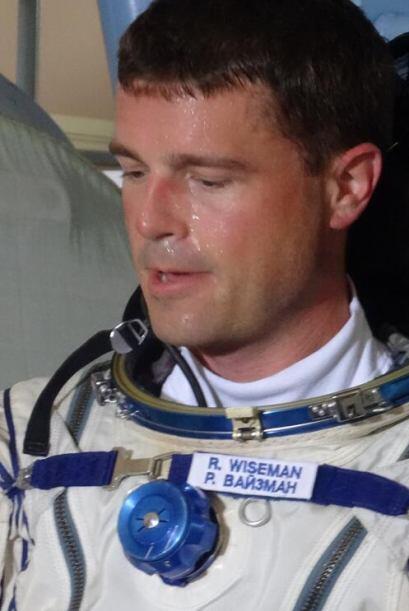 Un recordatorio de lo intenso que es estar dentro del simulador Soyuz. F...