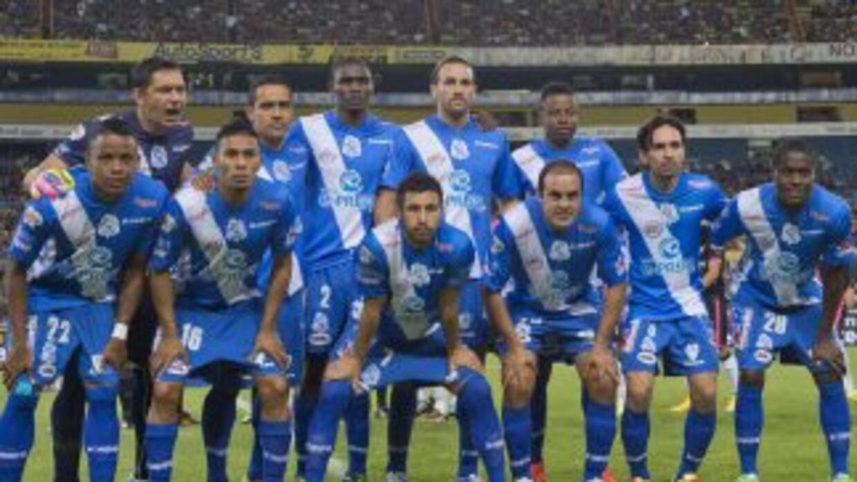 Puebla por su pase a la final de la Copa MX.