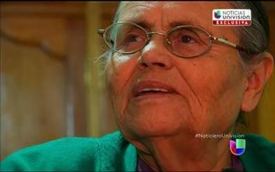 Madre de Joaquín El Chapo Guzmán le envió un mensaje a su hijo