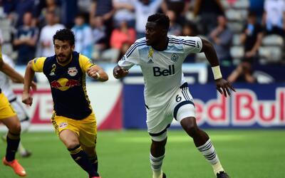 Vancouver Whitecaps nunca ha perdido en sus visitas al Red Bull Arena.
