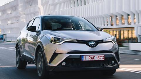 Toyota C-HR  (versión España)