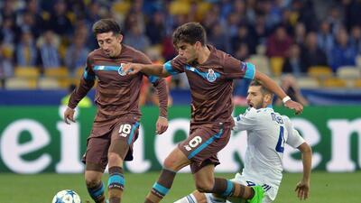Dynamo Kiev vs. Porto