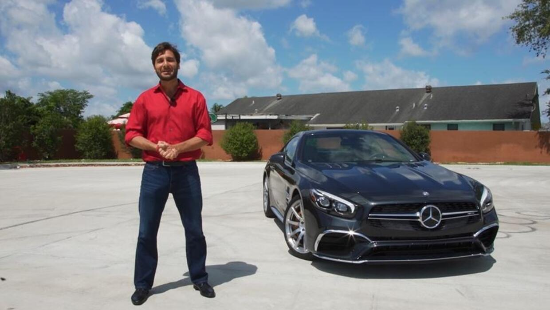 Mercedes-Benz Clase SL 2017 - Prueba A Bordo [Full]