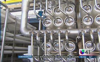¿Cómo funcionará la nueva planta desalinizadora de San Antonio?