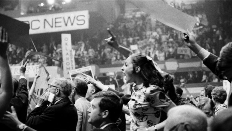 Convención demócrata de Chicago de 1968