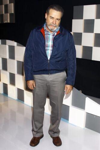 "César Évora es ""Francisco 'Paco' Fernández""."