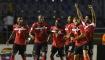 Trinidad y Tobago celebra su triunfo en Guatemala