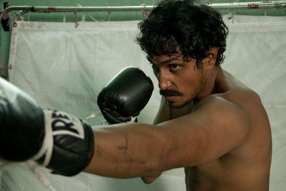 Tenoch Huerta le da vida a 'El Búfalo' Torres, un consolidado boxeador c...