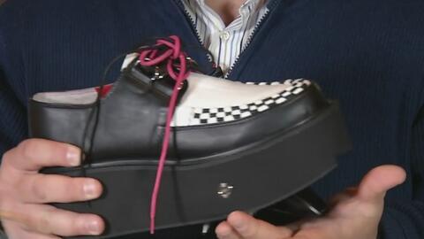¿Unos zapatos que aspiran? Sí, y están en CES Las Vegas 2017