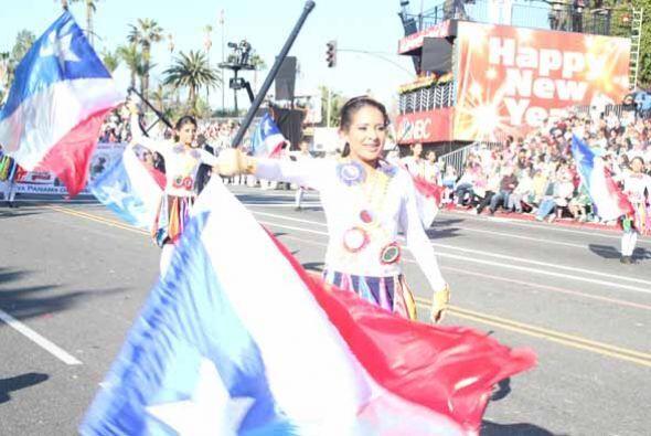 La banda musical panameña Heriberto López con más de 250 participantes c...