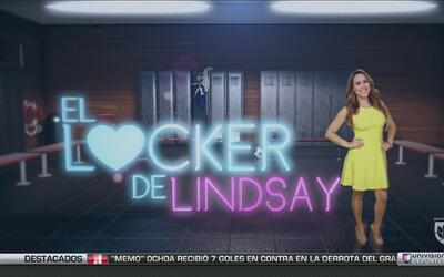El locker de Lindsay: 'Chicharito', la aspirina más deseada de toda Alem...